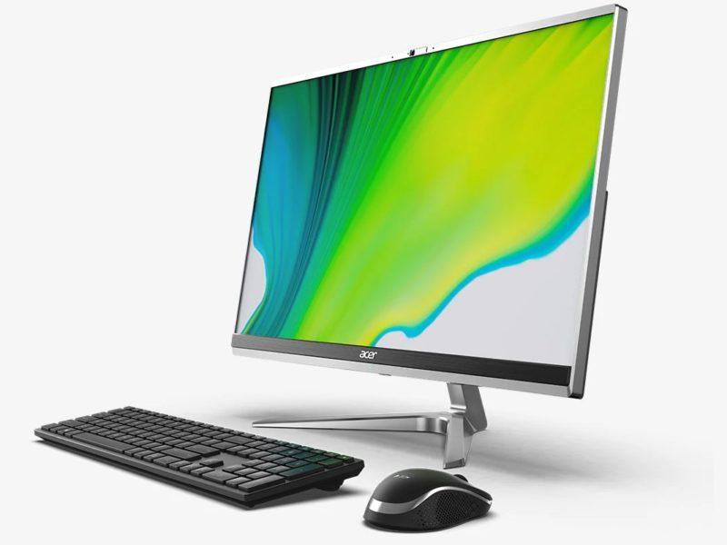 Acer ma własne komputery All-In-One. Z Intelem i z AMD