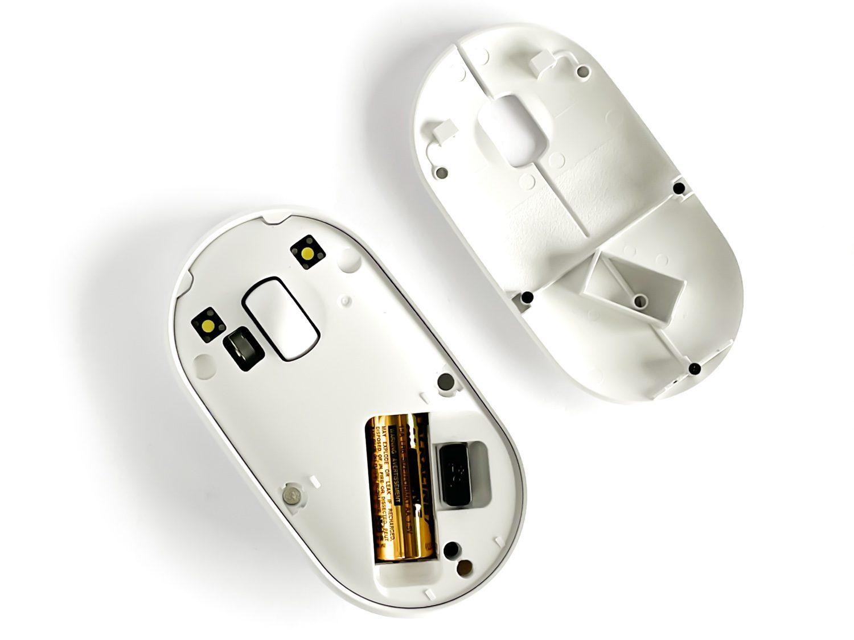bezprzewodowa mysz na baterie