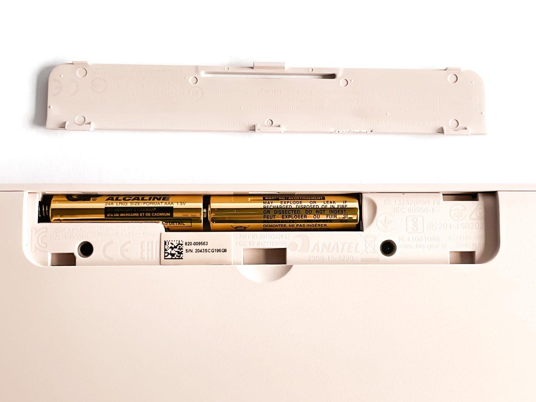 baterie logitech k380
