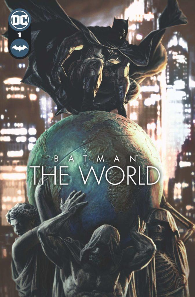 Batman Świat okładka