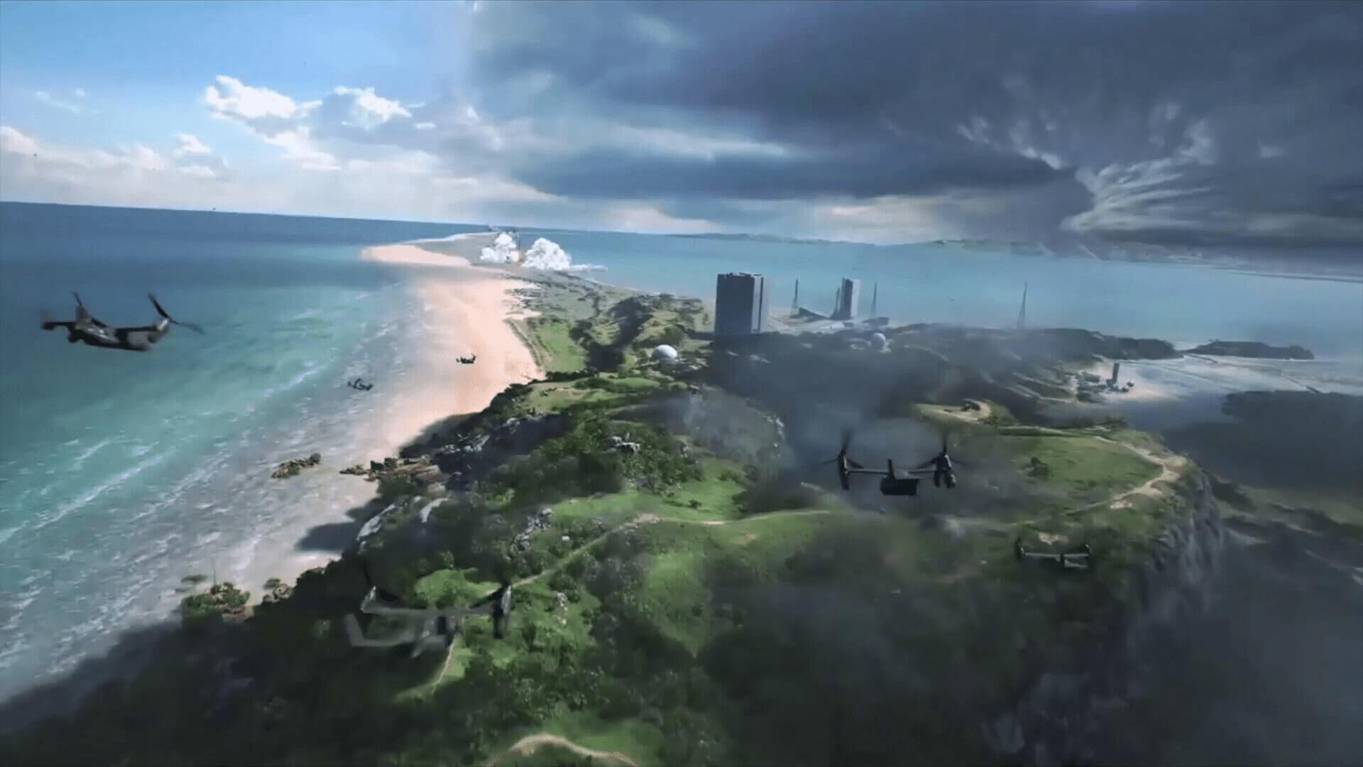 battlefield 6 screen z gry