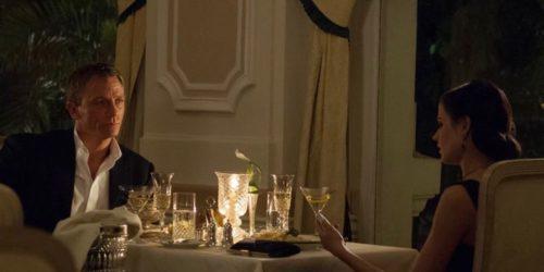 Kuchnia Jamesa Bonda. Co jada i pija agent 007?