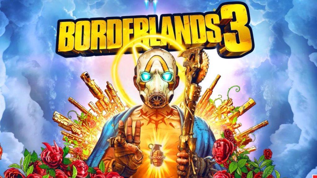 art gry borderlands 3 z logo