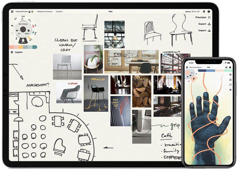 Concept Aplikacja do tworzenia koncepcji