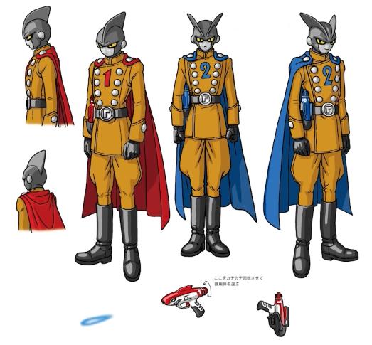 Dragon Ball Super Hero Nowa postać