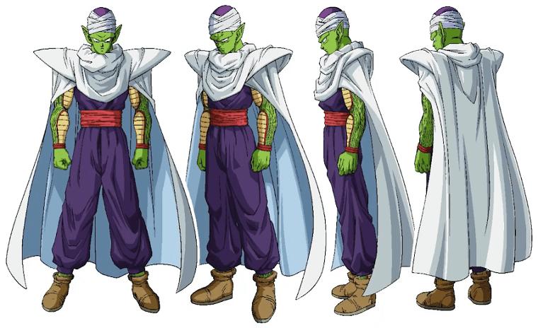 Dragon Ball Super Hero Piccolo strój