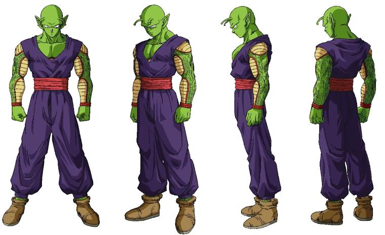 Dragon Ball Super Hero Piccolo