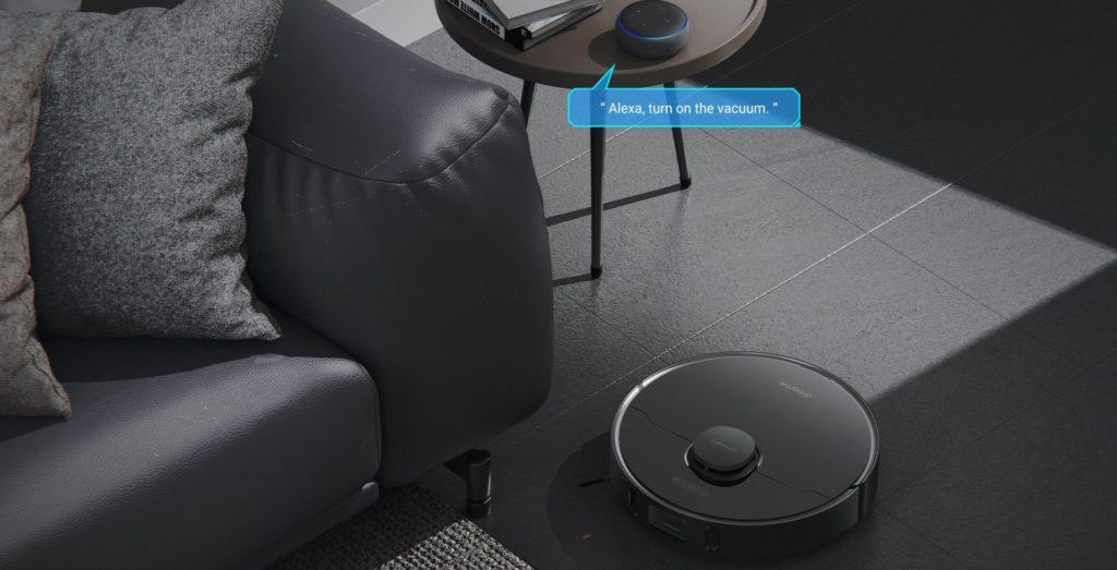 Dreame Bot L10 Pro Alexa