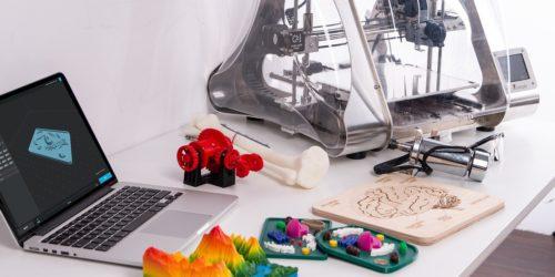 Druk 3D w medycynie. Genialnie odnajduje się w leczeniu neurologicznym (i nie tylko)