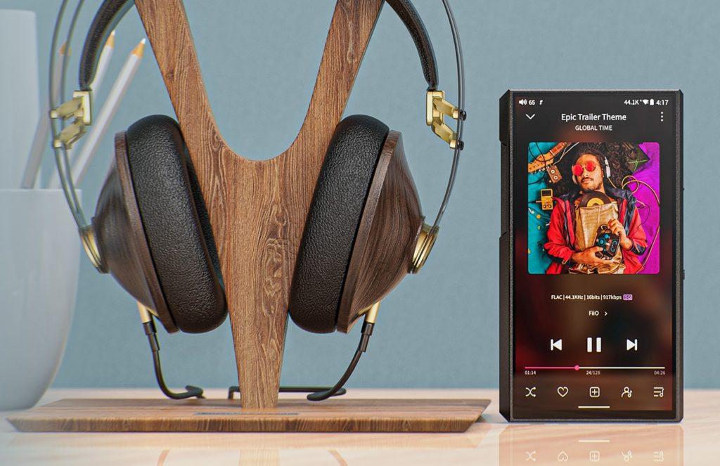 FiiO M11 Plus LTD i słuchawki MEZE 99 Classics