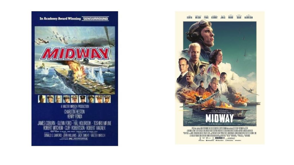 filmy o bitwie o Midway
