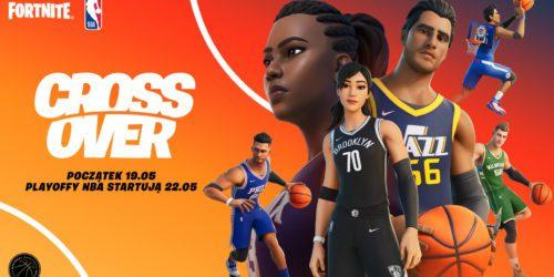 Fortnite łączy się z NBA. Nowe stroje, tryb oraz nagrody