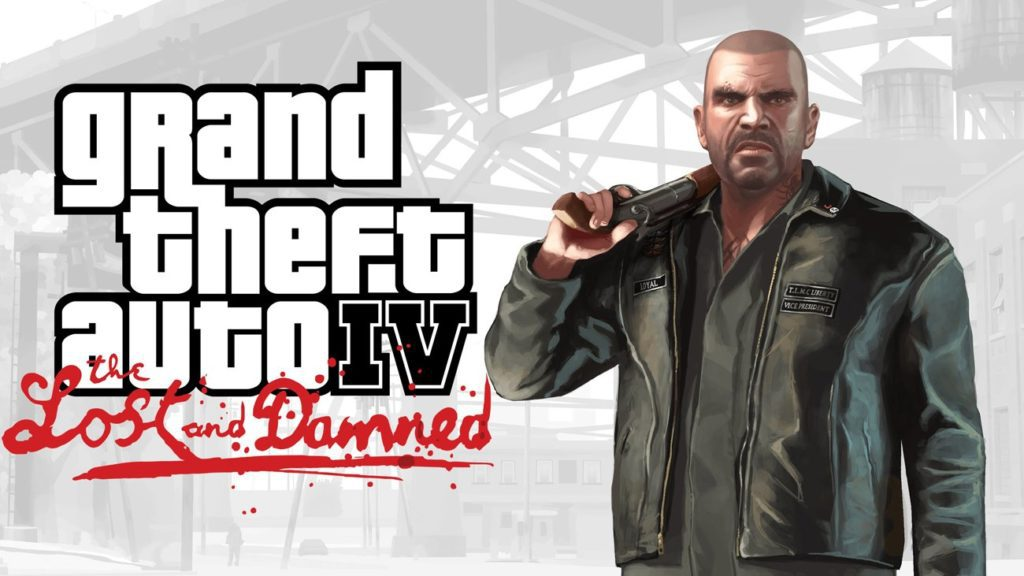 GTA 4 Lost and Damned