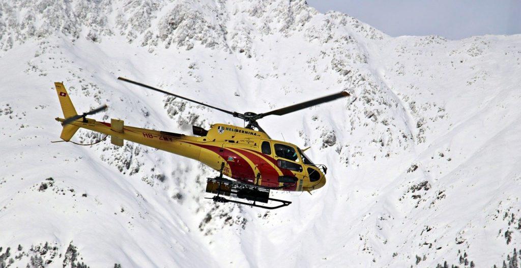 helikopter ratunek