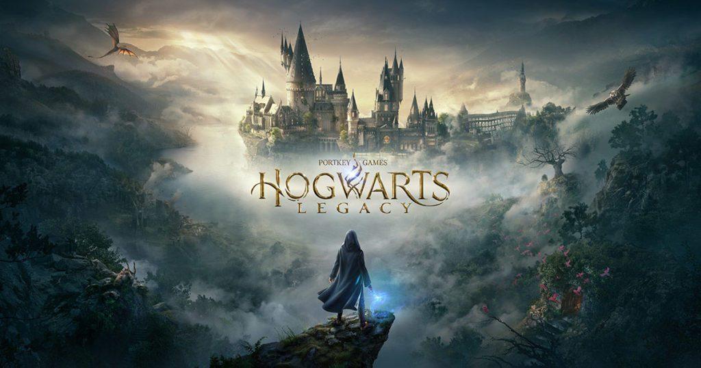 art gry hogwarts legacy z logo