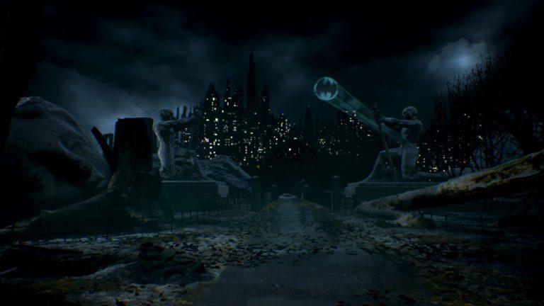 I Am Batman gra Gotham