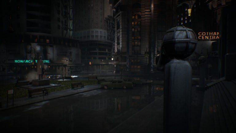 I Am Batman ulice Gotham 3