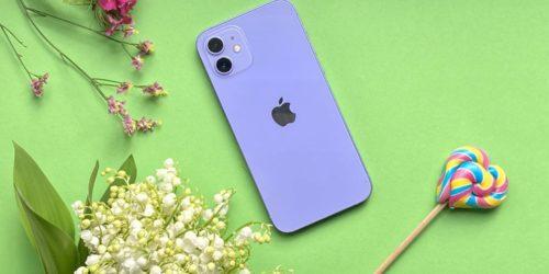 Ludzie, ale on jest piękny! Recenzja fioletowego iPhone'a 12 i porównanie z iPhonem 11