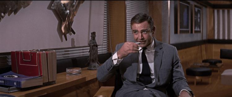 James Bond sake