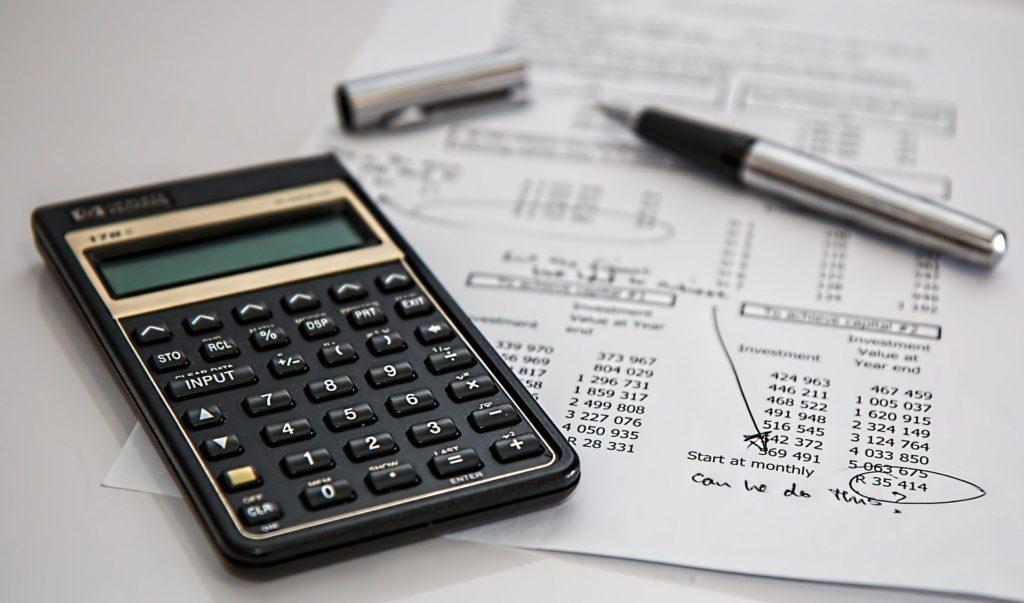 Kalkulator podatki