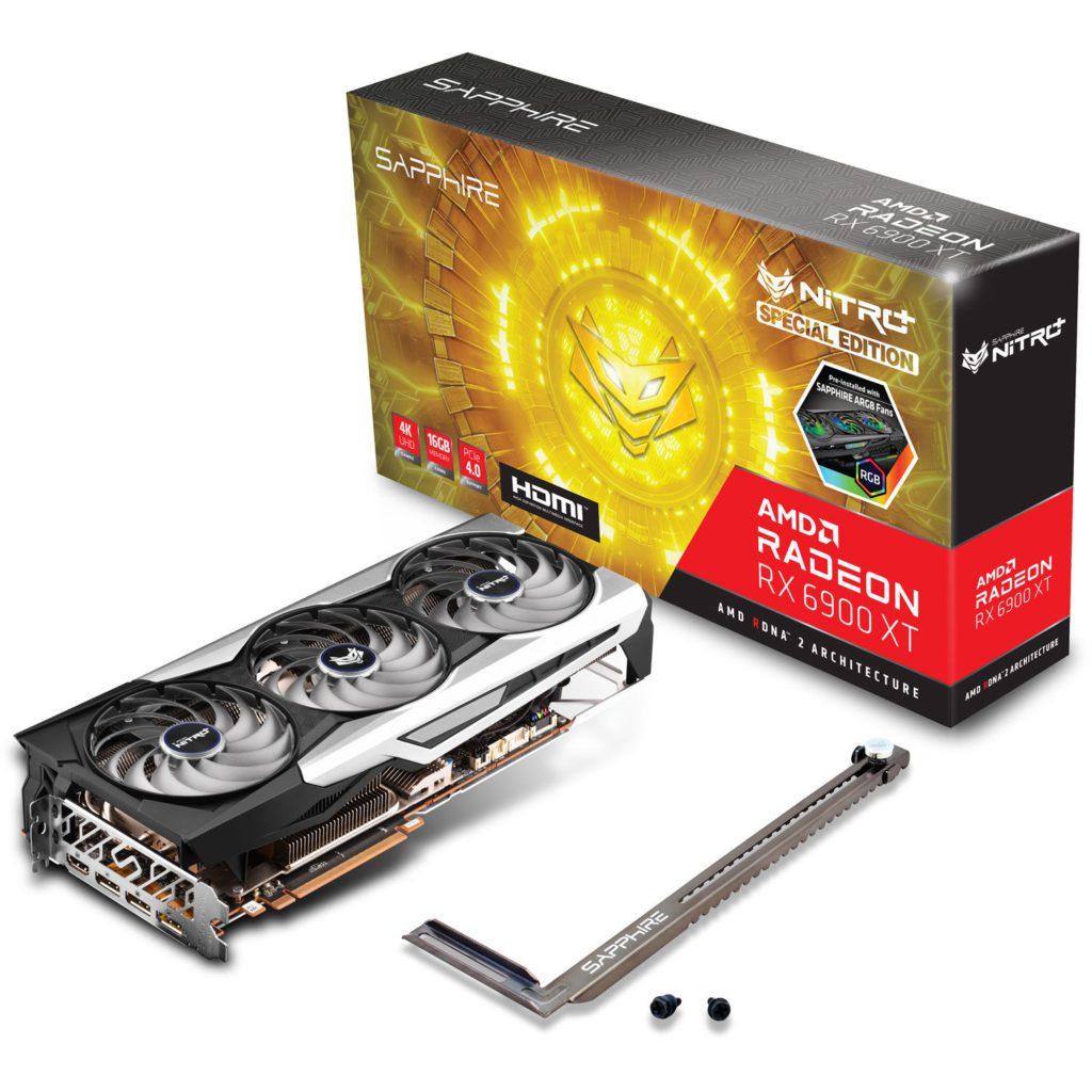 Karta graficzna Sapphire Radeon RX 6900 XT NITRO+ Special Edition