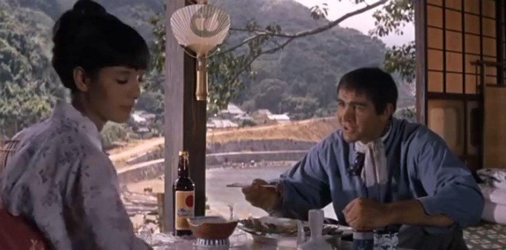 kuchnia Jamesa Bonda Bond w Japonii