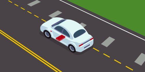Bezprzewodowe ładowanie baterii samochodów elektrycznych w drodze? To może się udać