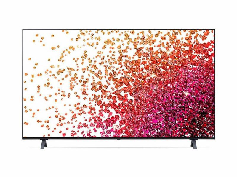 VAszmość kontrast. Test i recenzja telewizora LG 50NANO753PA
