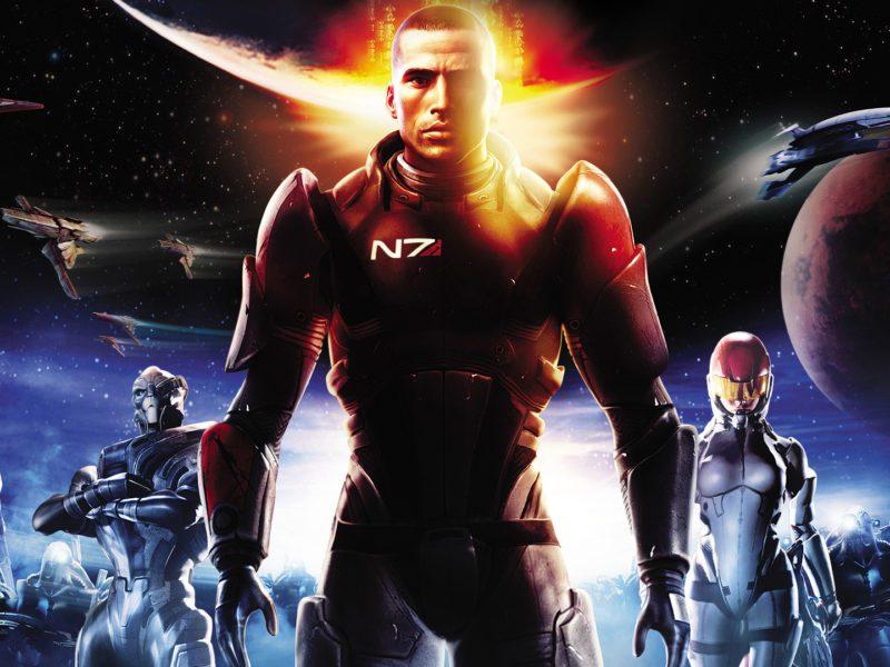 Gry stare, ale ciągle jare [#18] – Mass Effect