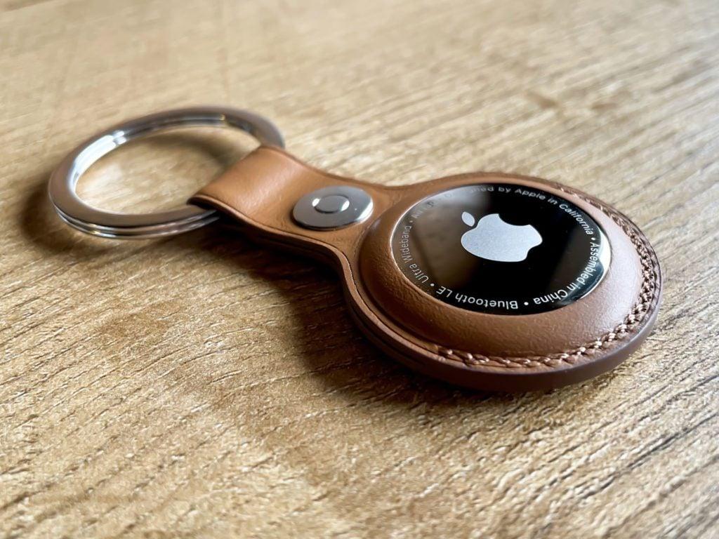 lokalizator apple airtag na stole