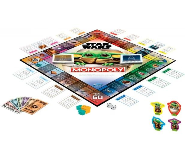 Hasbro Monopoly The Child
