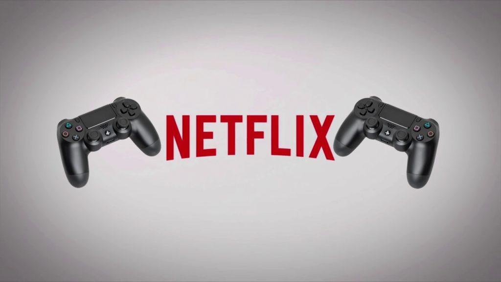 Netflix nadchodząca branża gier