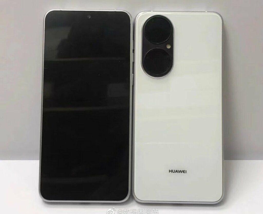 Huawei P50 prawdopodobny wygląd