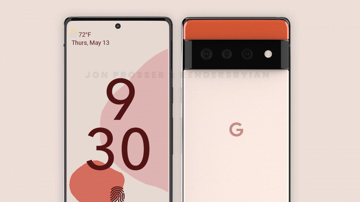 Google Pixel 6 Pro – oficjalna specyfikacja i wygląd