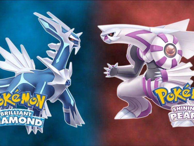 Pokémon Brilliant Diamond i Shining Pearl z premierą w 2021 roku