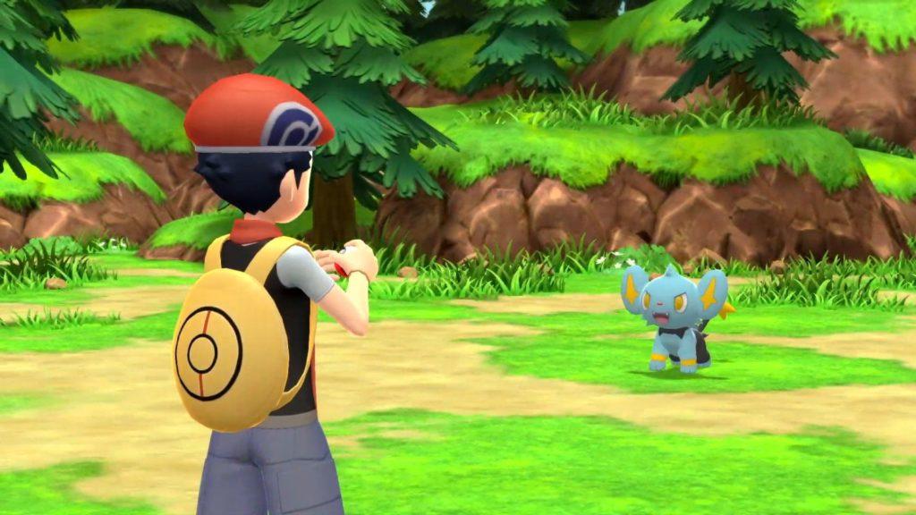 walka w pokemon brilliant diamond i shining pearl