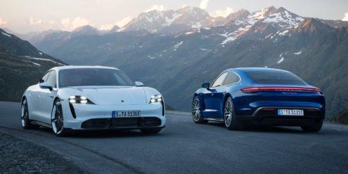 Kadra kierownicza w Porsche musi jeździć samochodami elektrycznymi lub hybrydowymi