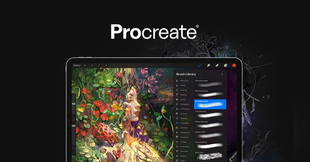 Pro Create aplikacja