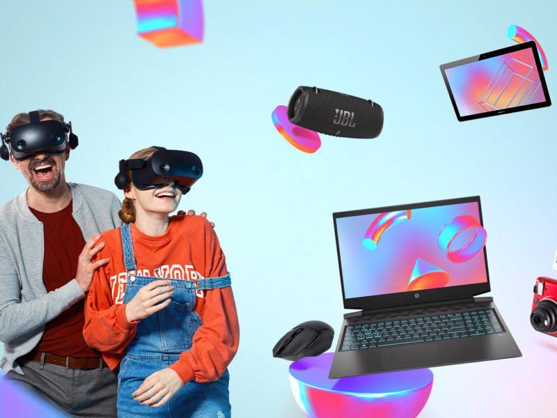 Dzień Dziecka 2021: postaw na prezenty w technologicznym stylu