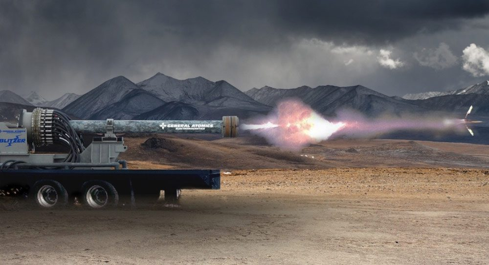 railgun blitzer stworzony przez general atomics