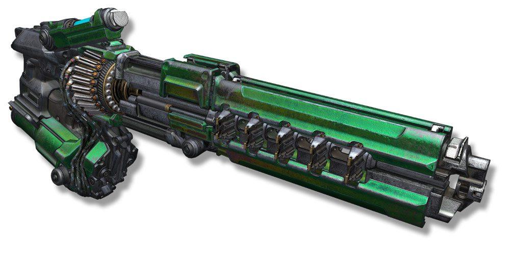 railgun z gry quake champions