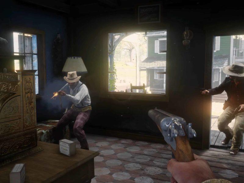 Red Dead Redemption 2 w wersji VR. Jest wczesny dostęp