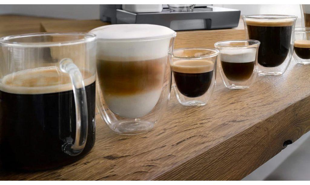 różne smaczne kawusie
