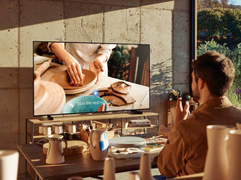 Smuklak. Test i recenzja telewizora Samsung 50AU8002