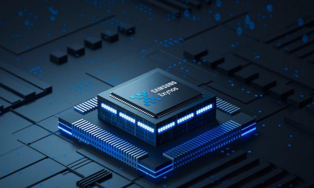koncept procesora samsung exynos