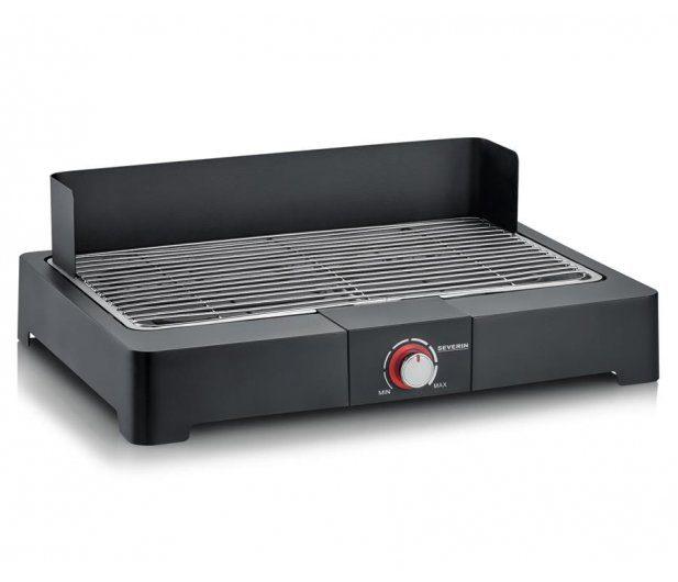 Severin PG 8560 barbecue kuchnia Jamesa Bonda