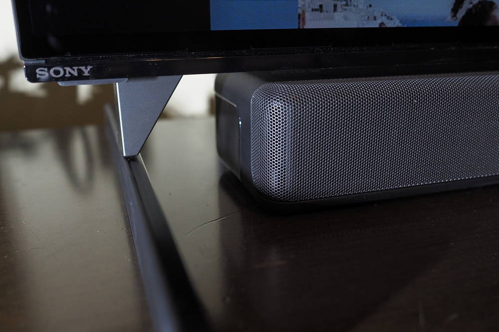 soundbar sony htg-700 w prześwicie pod sony xr55a90j