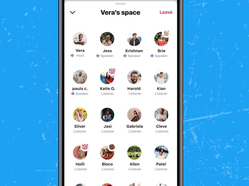 Spaces, czyli rozmowy audio prowadzone na żywo na Twitterze są teraz dostępne (prawie) dla wszystkich