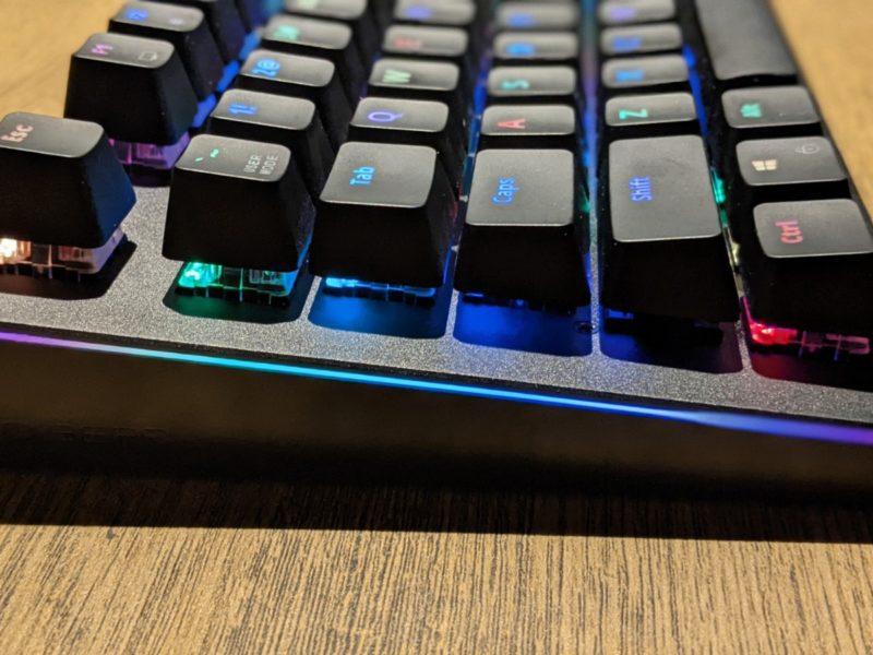 Wigilia w Wielkanoc, czyli recenzja klawiatury SPC Gear GK650K