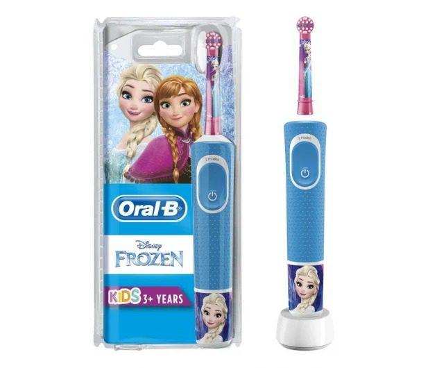 Szczoteczka elektryczna Oral-B D100 Kids Frozen